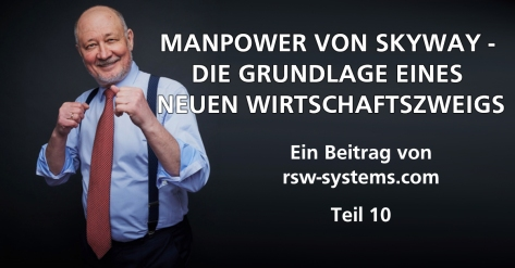 Teil 10 - Manpower von SkyWay