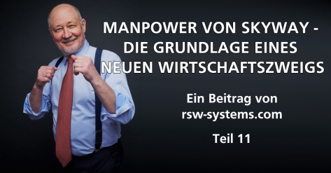 Teil 11 - Manpower von SkyWay